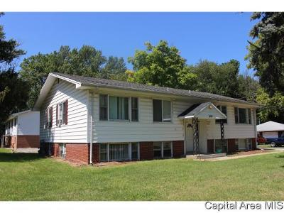 Springfield Multi Family Home For Sale: 305 Bruns Ln