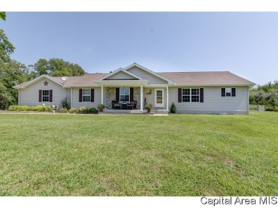 Athens Single Family Home For Sale: 22325 Clemens Rd