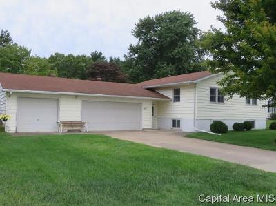 Chapin Single Family Home For Sale: 213 Ash St