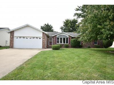 Chatham Single Family Home For Sale: 816 Whispering Pines Dr