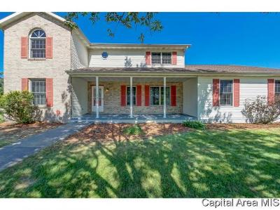 Chatham Single Family Home For Sale: 109 Twin Oaks Dr