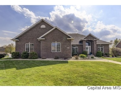 Springfield Single Family Home For Sale: 6609 Carlisle Bend