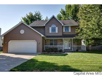 Chatham Single Family Home For Sale: 524 Richmond Dr