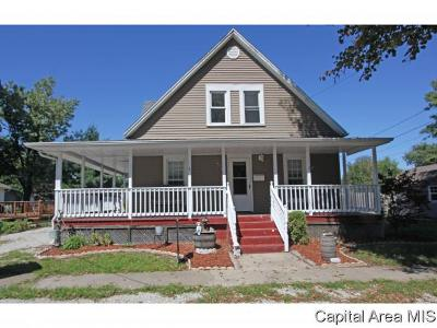 Auburn Single Family Home For Sale: 926 W Jefferson St