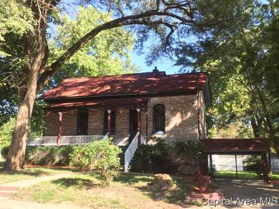 Petersburg Single Family Home For Sale: 804 N 7th Street