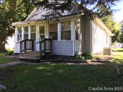 Girard Single Family Home For Sale: 114 N McKinley St