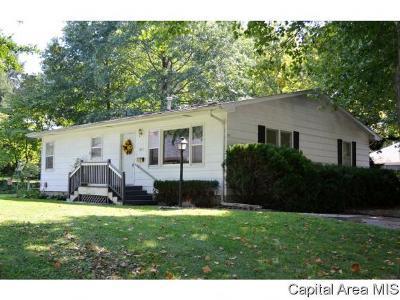 Springfield Single Family Home For Sale: 1342 N Ledlie Ave