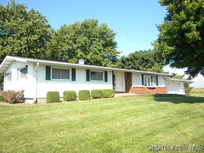 Jacksonville Single Family Home Pending Continue to Show: 1751 N Sandusky Rd