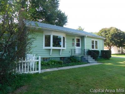Chatham Single Family Home For Sale: 508 W Chestnut