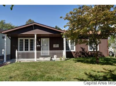 Springfield Single Family Home For Sale: 2569 Somerton Rd