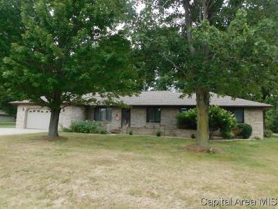 Auburn Single Family Home For Sale: 74 Sugar Creek Hills