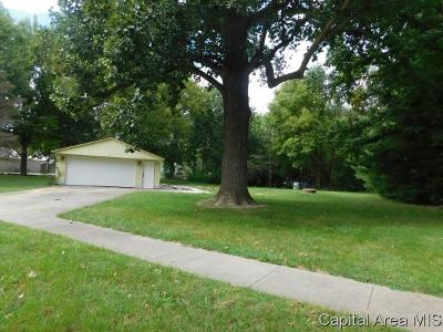 Cantrall Residential Lots & Land For Sale: 316 1st Street