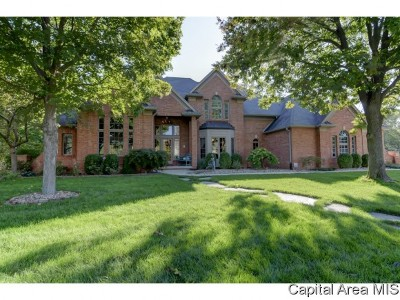 Springfield Single Family Home For Sale: 1600 Hubbard Ln