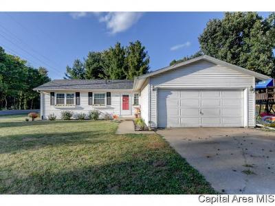 Athens Single Family Home For Sale: 701 E Dove Ct