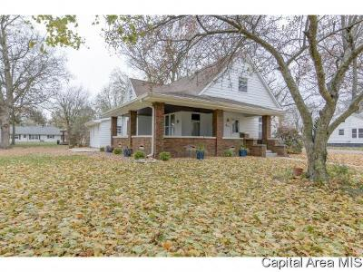 Pawnee Single Family Home For Sale: 813 5th St.