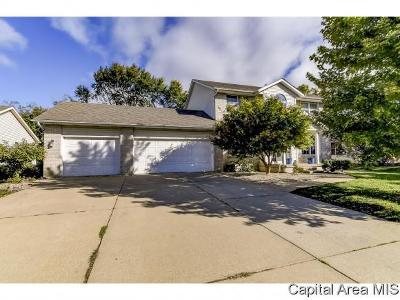 Springfield Single Family Home For Sale: 4521 Barrington