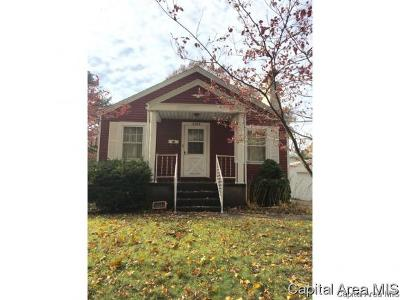 Springfield Single Family Home For Sale: 2349 S 7th St
