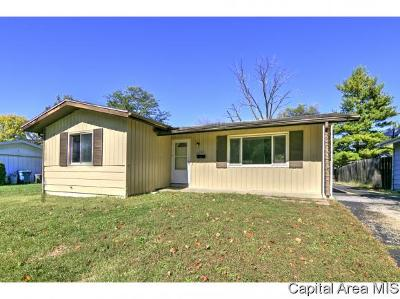 Springfield Single Family Home For Sale: 2253 Ramsey