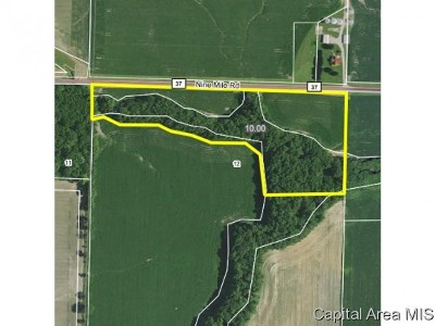Virden Farm & Ranch For Sale: Nine Mile Rd