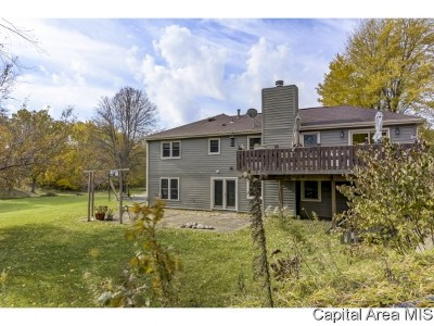 Cantrall Single Family Home For Sale: 22 North Wind Ln