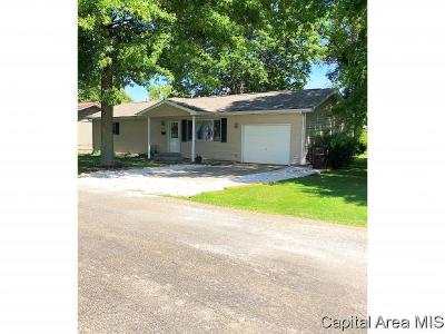 Waverly Single Family Home For Sale: 486 Kimber St