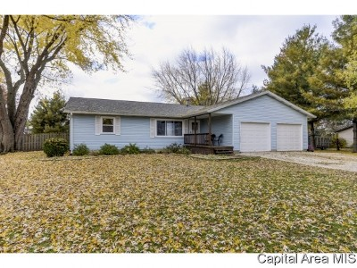 Athens Single Family Home For Sale: 412 E Lynwood Dr
