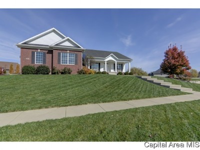Springfield Single Family Home For Sale: 4401 Fiddlers Bend