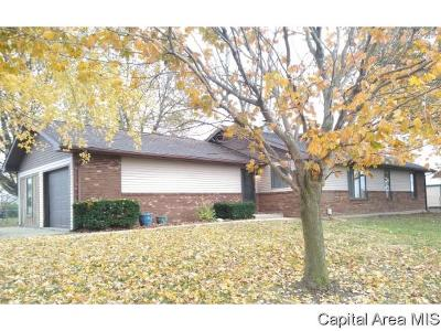 Pawnee Single Family Home For Sale: 15258 Black Diamond Rd