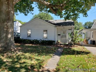 Springfield Single Family Home For Sale: 2032 N 19th St