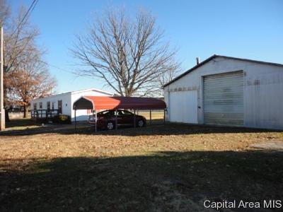 Morrisonville Single Family Home For Sale: 600 Mohawk St