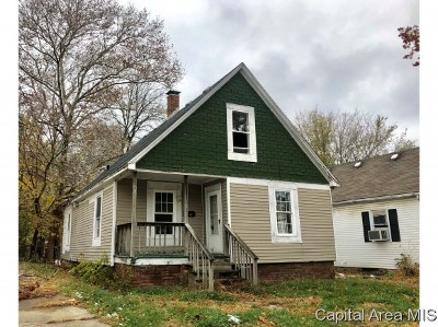 Springfield Single Family Home Pending Continue to Show: 2117 S 15th St