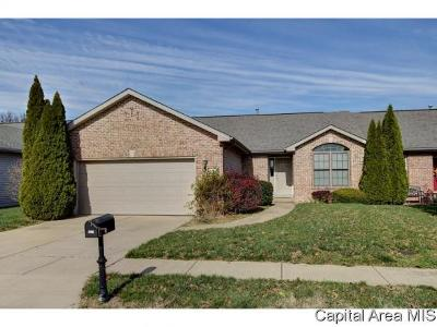 Springfield Single Family Home For Sale: 4019 Marryat Dr