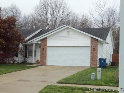 Springfield Single Family Home For Sale: 4714 Johanne Ct.