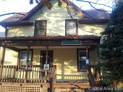 Springfield Single Family Home For Sale: 2213 N Grand Ave E