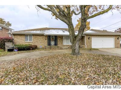 Springfield Single Family Home For Sale: 615 Outer Park Dr