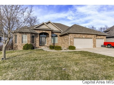 Chatham Single Family Home For Sale: 322 Dutchman Way