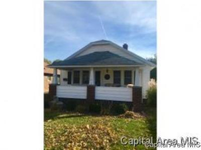 Jacksonville Single Family Home For Sale: 1150 S East