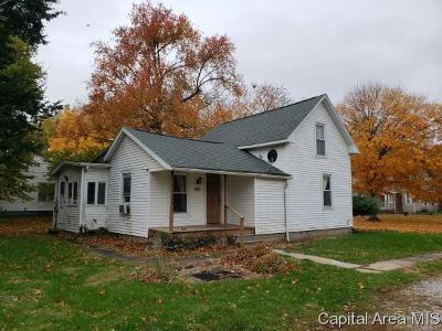 Elkhart Single Family Home For Sale: 200 E Stahl