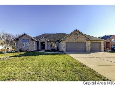 Springfield Single Family Home For Sale: 510 Chatsworth