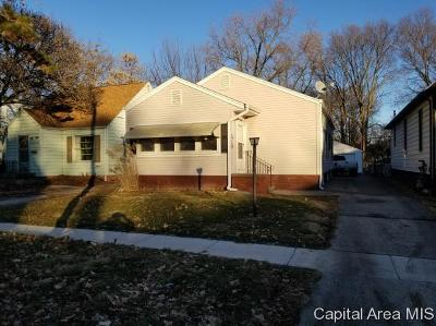 Single Family Home For Sale: 1716 S 1st St
