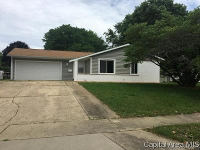 Springfield Single Family Home For Sale: 4024 Pickfair Road