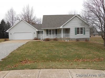 petersburg Single Family Home For Sale: 3 Andreasen Dr
