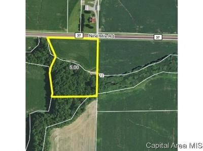 Virden Residential Lots & Land For Sale: Nine Mile Rd