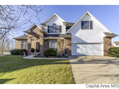 Chatham Single Family Home For Sale: 339 Aspen Dr