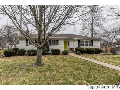Petersburg Single Family Home For Sale: 216 S 12th