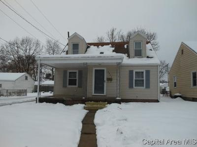 Springfield Single Family Home For Sale: 2549 S 5th Street
