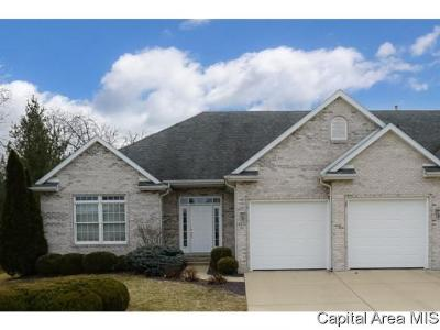Springfield Single Family Home For Sale: 2310 Winners Circle