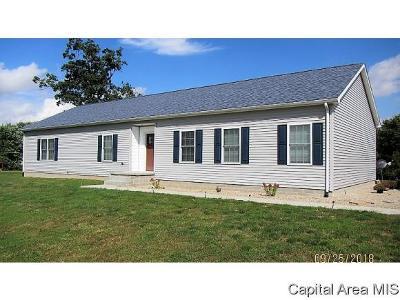 Woodson Single Family Home For Sale: 103 E Vaniter