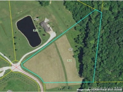 Waverly Residential Lots & Land For Sale: Lot 10 Shady Point Ln Rohrer Meadow Est