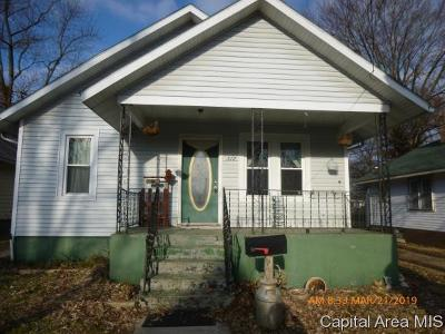 Jacksonville Single Family Home For Sale: 519 S East